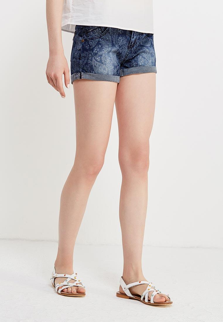 Женские джинсовые шорты Top Secret (Топ Сикрет) SSZ0659GR