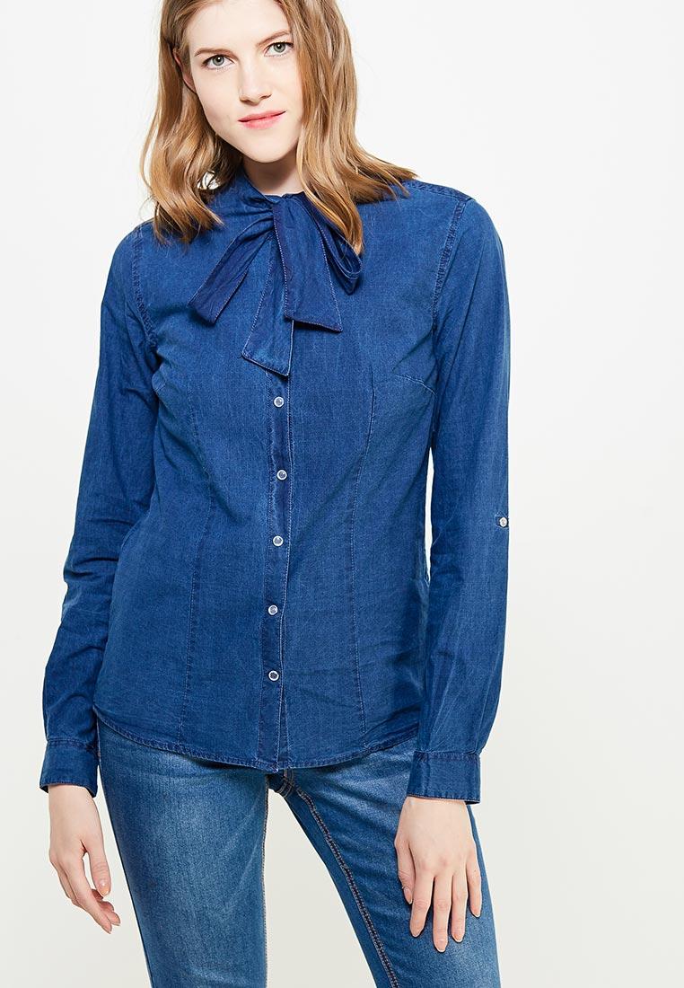 Женские джинсовые рубашки Top Secret (Топ Сикрет) SKL2363NI