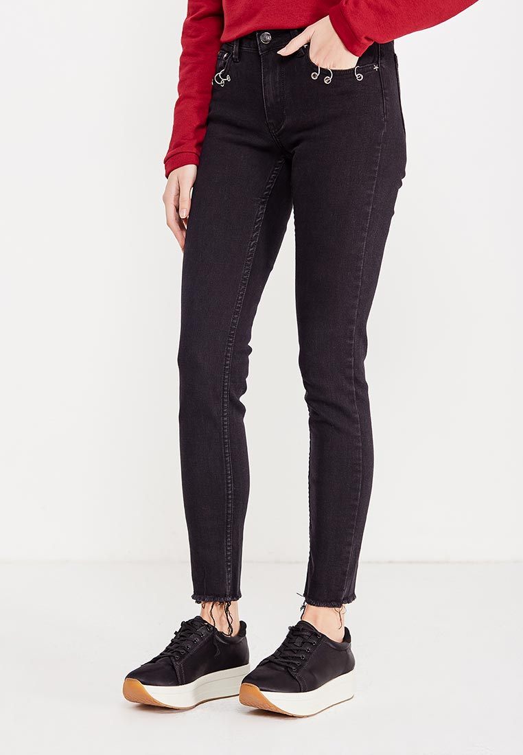 Зауженные джинсы Top Secret (Топ Сикрет) SSP2616CA