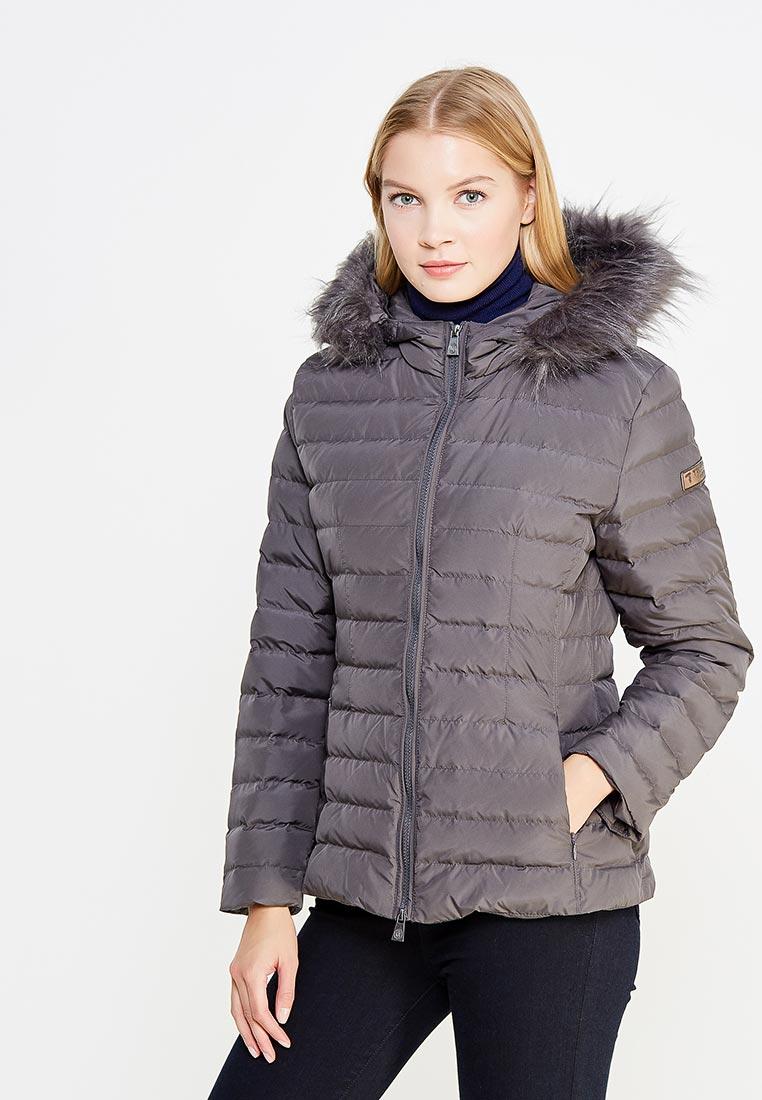 Утепленная куртка Trussardi Collection ICEBERG SALUDECIO