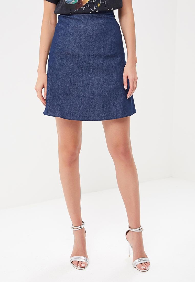 Джинсовая юбка TrendyAngel TASS18S0005j