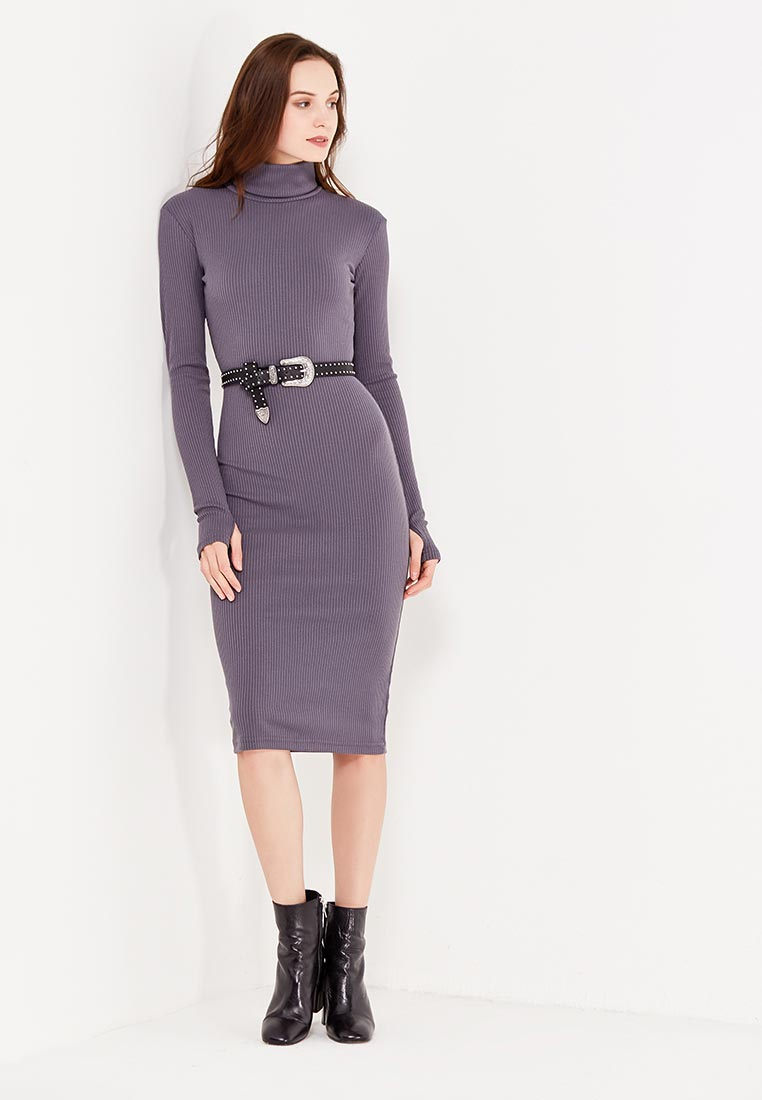 Вязаное платье TrendyAngel TAFW18D0007: изображение 2
