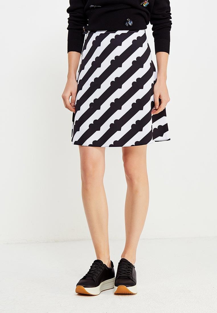 Широкая юбка TrendyAngel TAFW18S0020