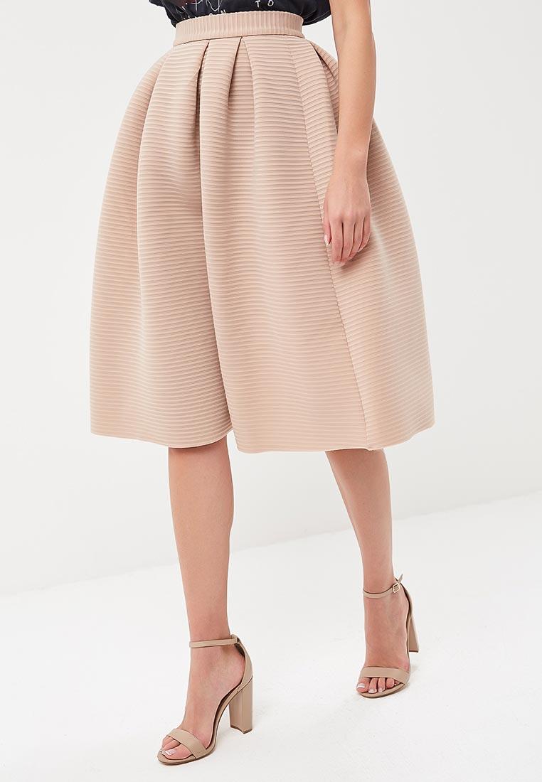 Широкая юбка TrendyAngel TASS18S0001