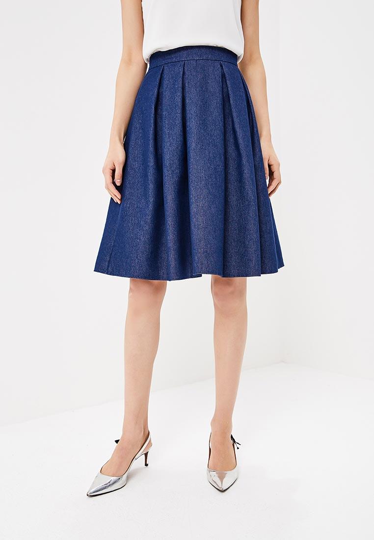 Джинсовая юбка TrendyAngel TASS18S0001j