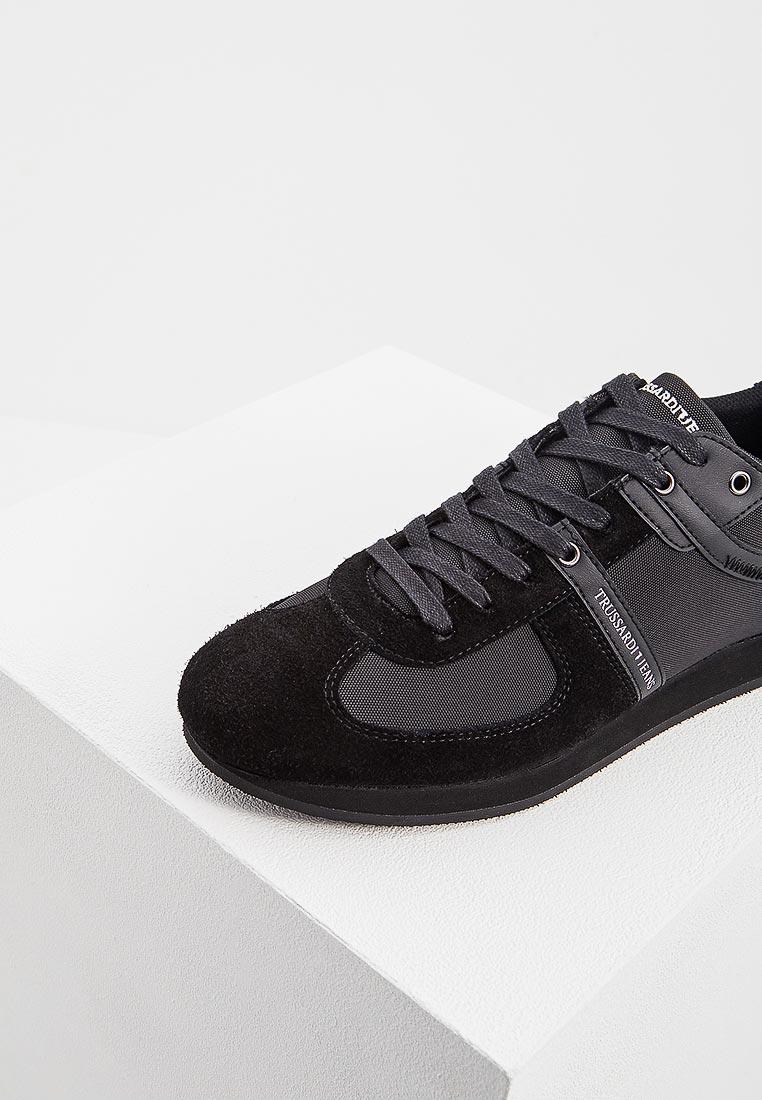 Мужские кроссовки TRUSSARDI JEANS (Труссарди Джинс) 77a00068: изображение 2