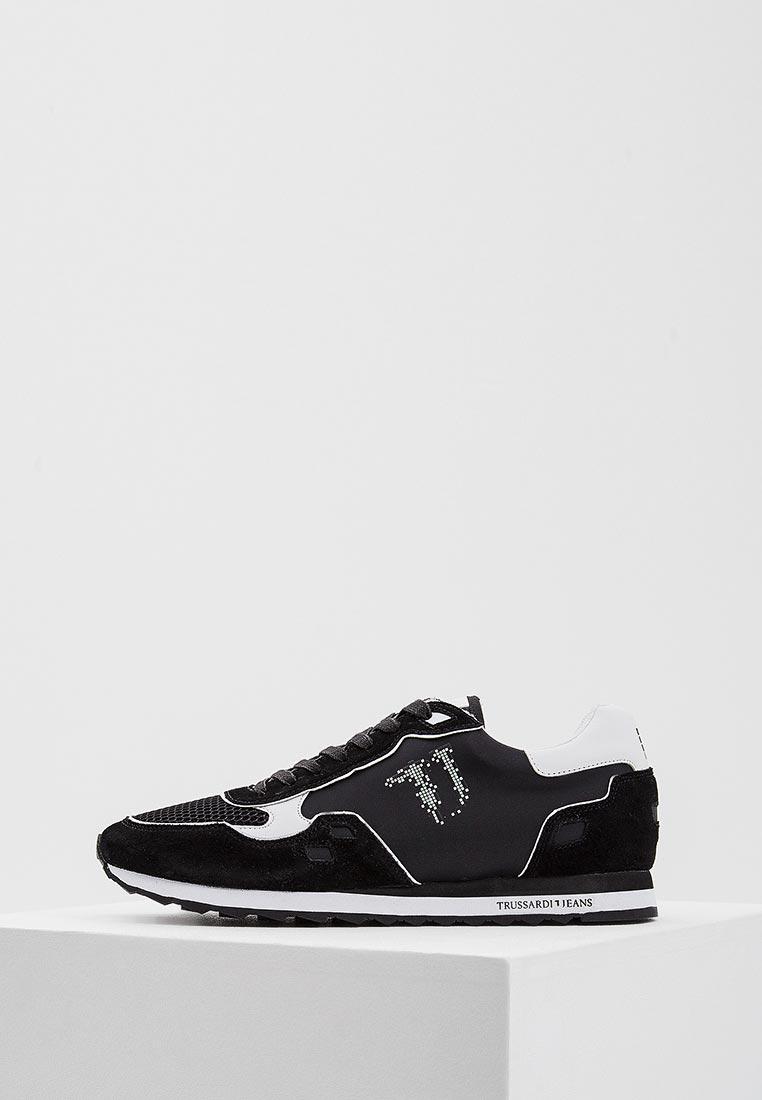 Мужские кроссовки TRUSSARDI JEANS (Труссарди Джинс) 77a00074