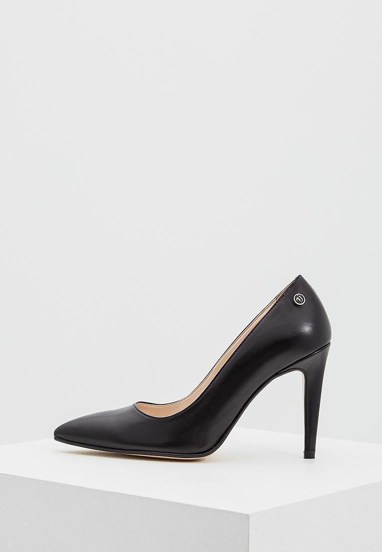 Женские туфли TRUSSARDI JEANS (Труссарди Джинс) 79A00210