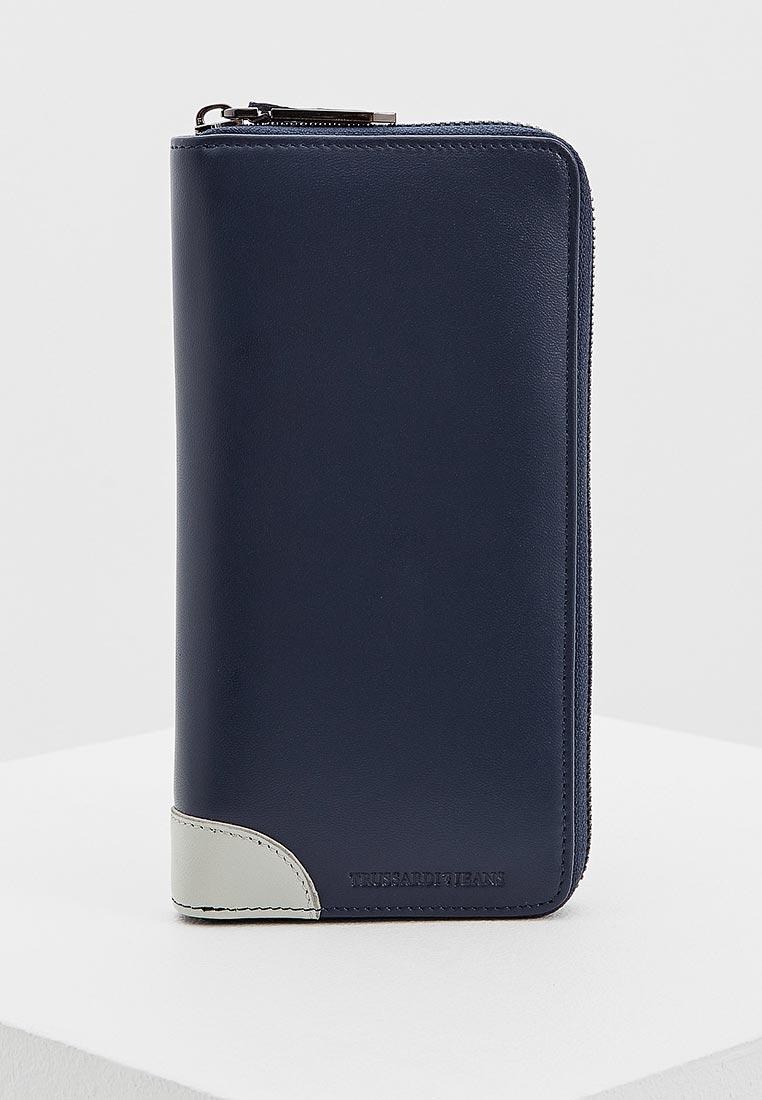 Мужские портмоне Trussardi Jeans 71w00017