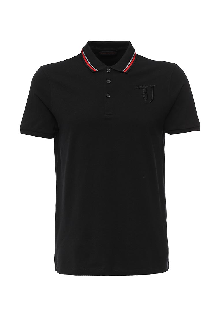 Мужские футболки поло Trussardi Jeans 52t05xx
