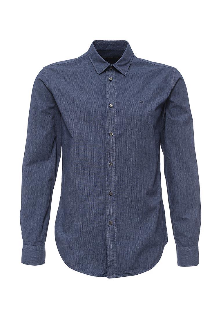 Рубашка с длинным рукавом Trussardi Jeans 52c19xx