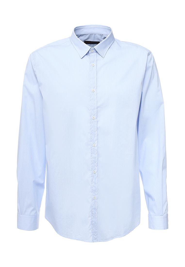 Рубашка с длинным рукавом TRUSSARDI JEANS (Труссарди Джинс) 52c54
