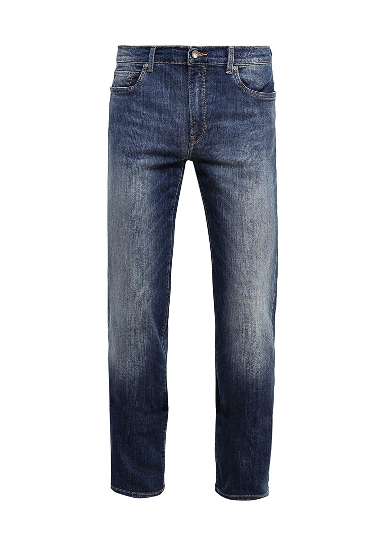 Зауженные джинсы TRUSSARDI JEANS (Труссарди Джинс) 525191xx