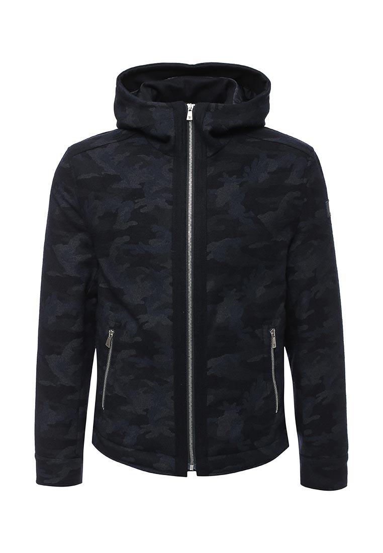 Мужские пальто TRUSSARDI JEANS (Труссарди Джинс) 52s00064