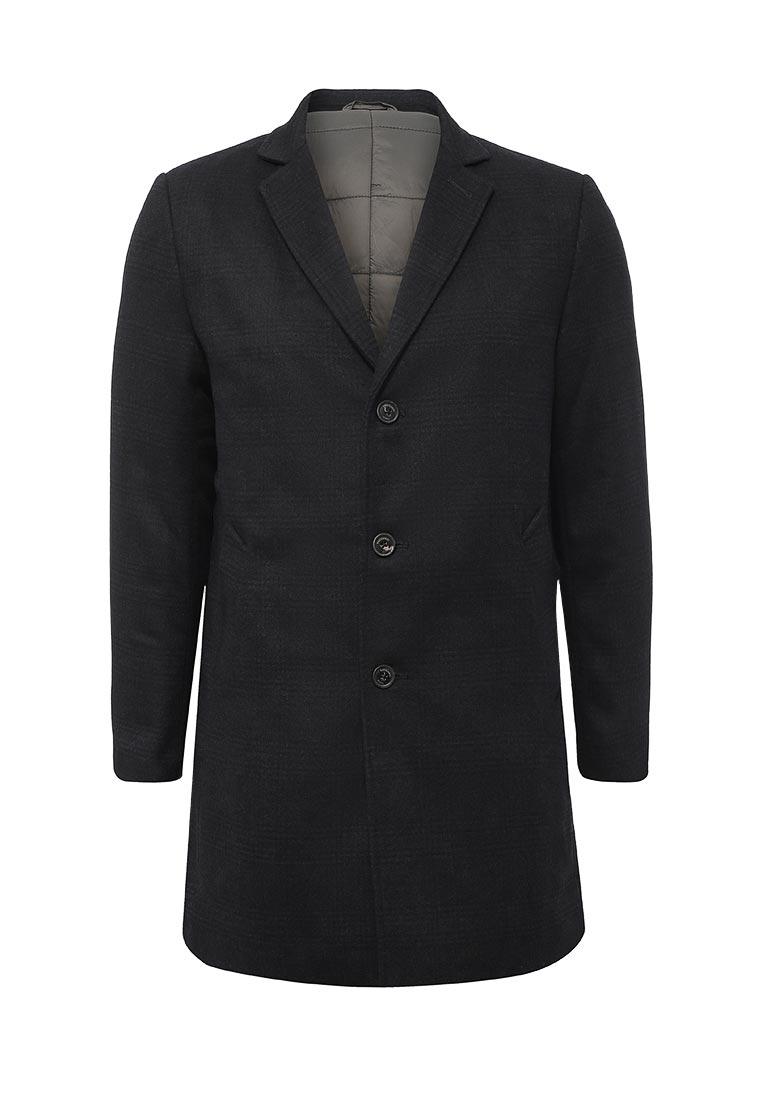 Мужские пальто TRUSSARDI JEANS (Труссарди Джинс) 52s00078
