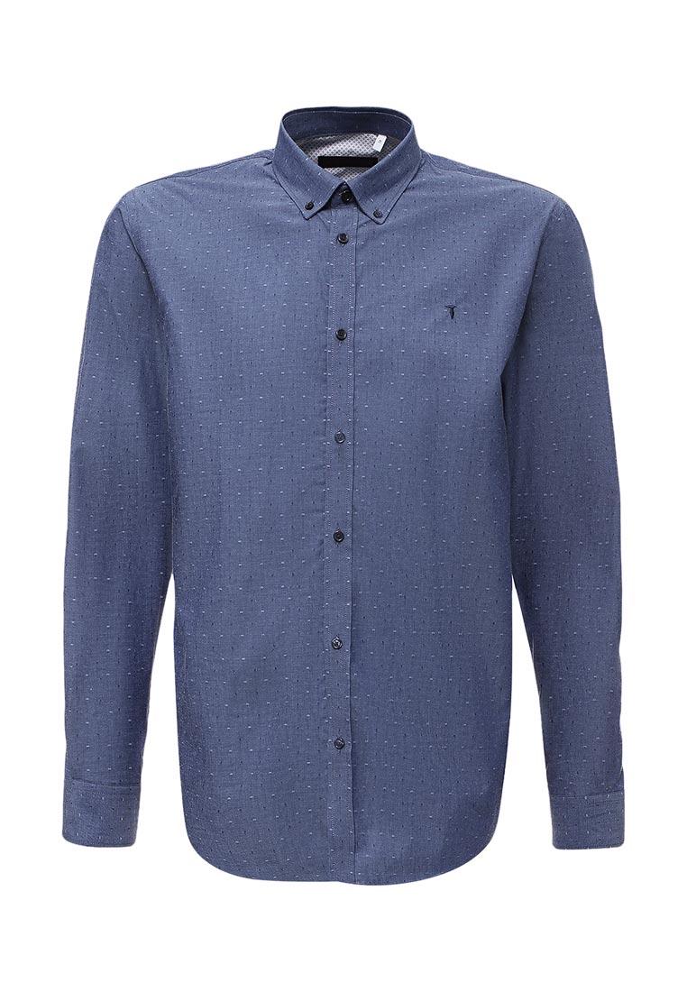 Рубашка с длинным рукавом Trussardi Jeans (Труссарди Джинс) 52C00001