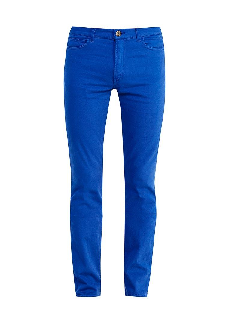 Зауженные джинсы TRUSSARDI JEANS (Труссарди Джинс) 52J00004