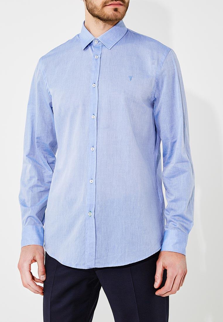 Рубашка с длинным рукавом Trussardi Jeans (Труссарди Джинс) 52C00075