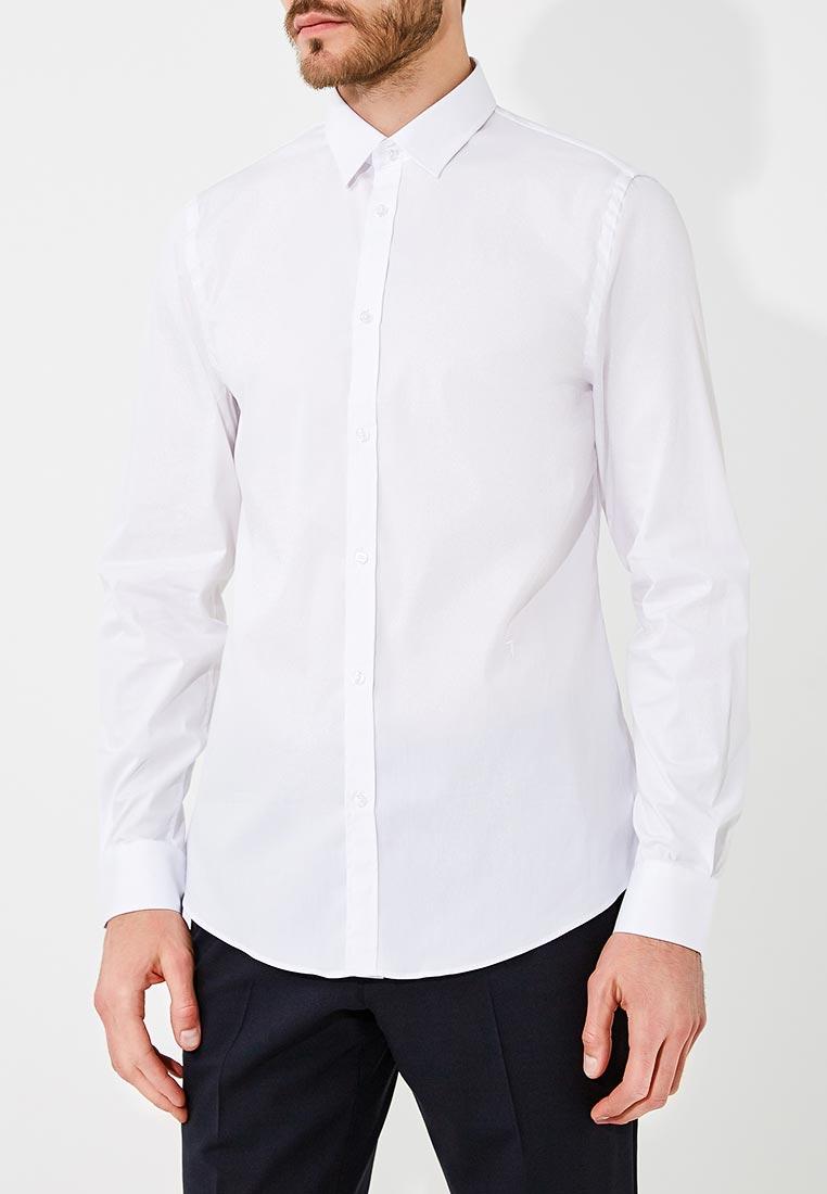 Рубашка с длинным рукавом TRUSSARDI JEANS (Труссарди Джинс) 52C00000