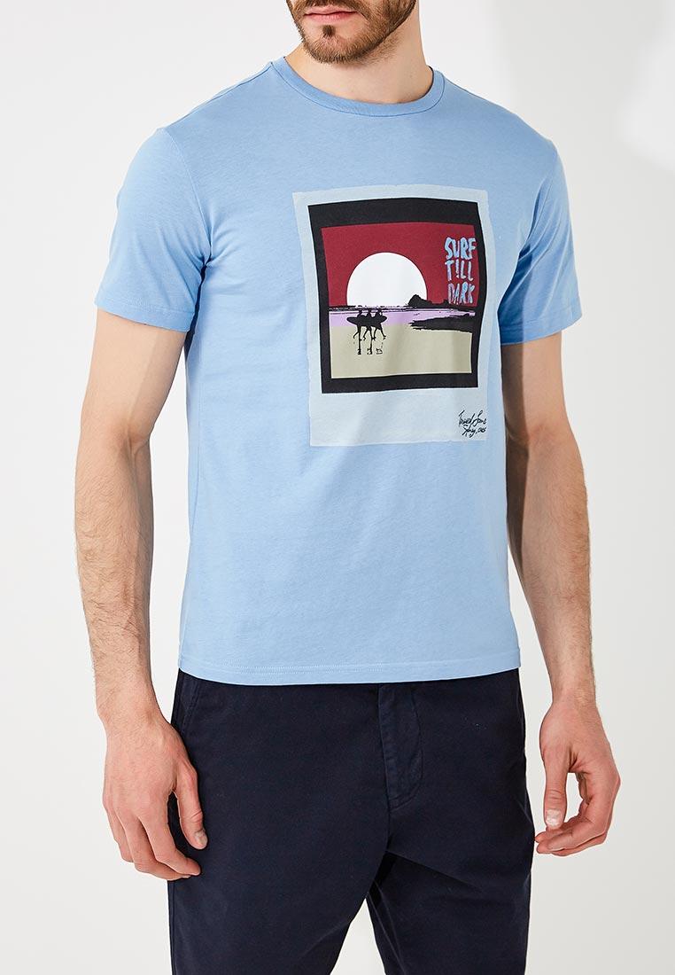 Футболка Trussardi Jeans (Труссарди Джинс) 52t00085