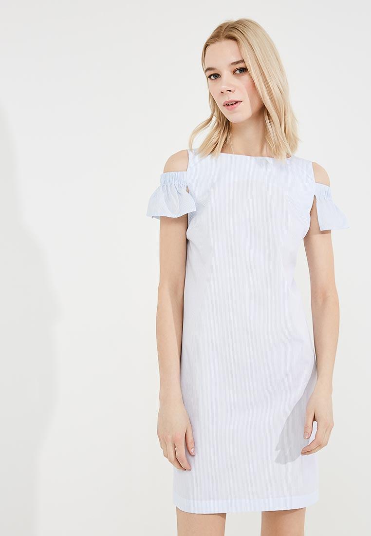 Женские платья-сарафаны TRUSSARDI JEANS (Труссарди Джинс) 56D00089