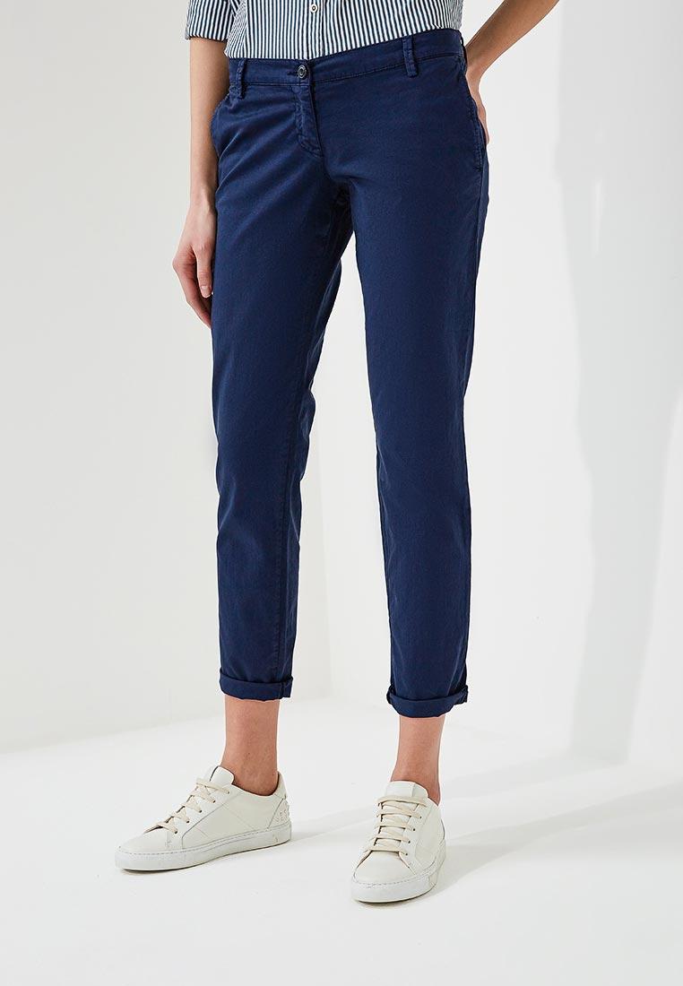 Женские зауженные брюки TRUSSARDI JEANS (Труссарди Джинс) 56P00001