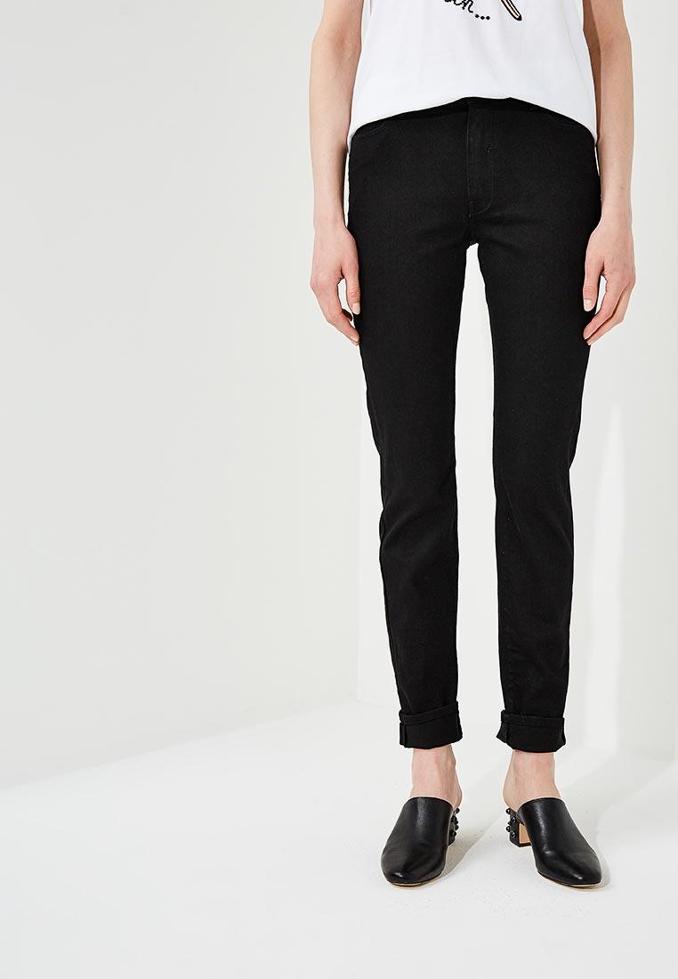 Зауженные джинсы TRUSSARDI JEANS (Труссарди Джинс) 56J00005