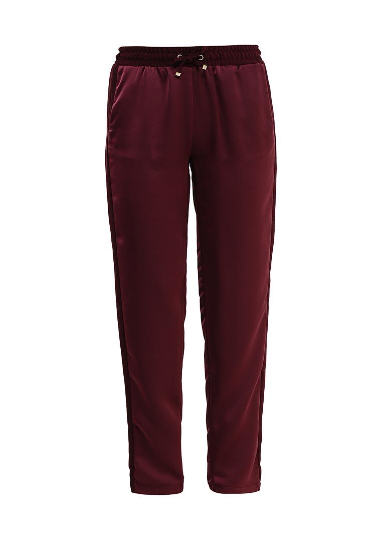 Женские широкие и расклешенные брюки TRUSSARDI JEANS (Труссарди Джинс) 56P16