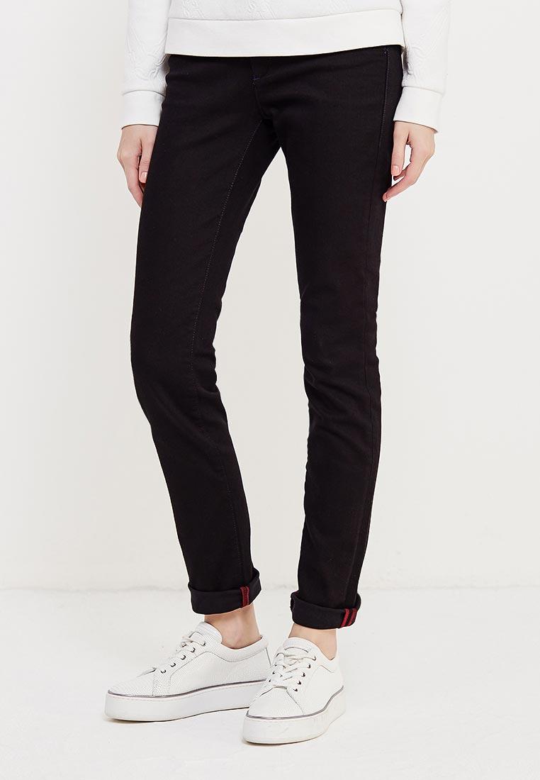 Зауженные джинсы TRUSSARDI JEANS (Труссарди Джинс) 56J00000