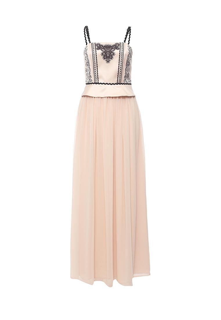 Платье-макси Tresophie J2213617