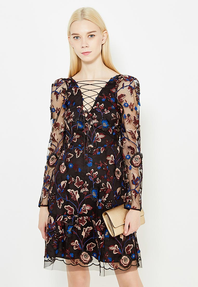 Платье-мини Tresophie J2241817