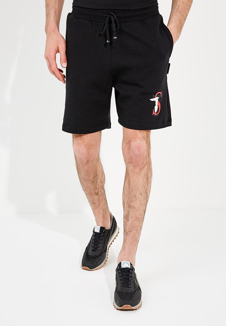 Мужские повседневные шорты Trussardi Sport 40p00027