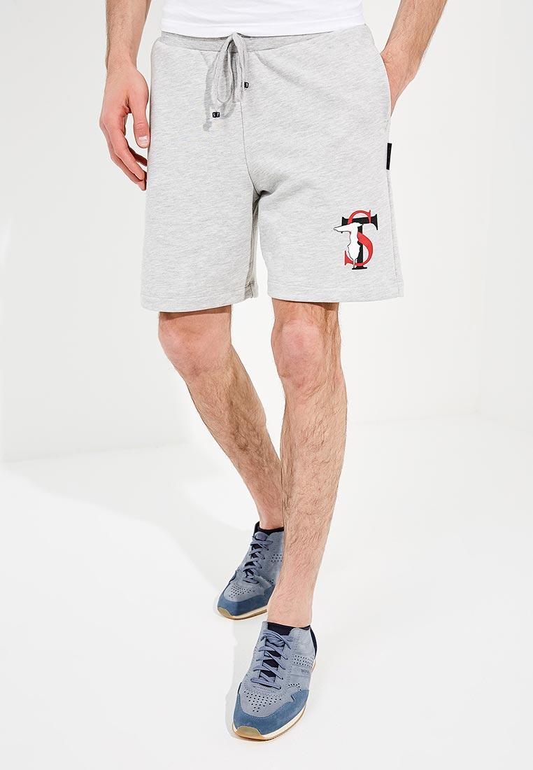 Мужские спортивные шорты Trussardi Sport 40p00027