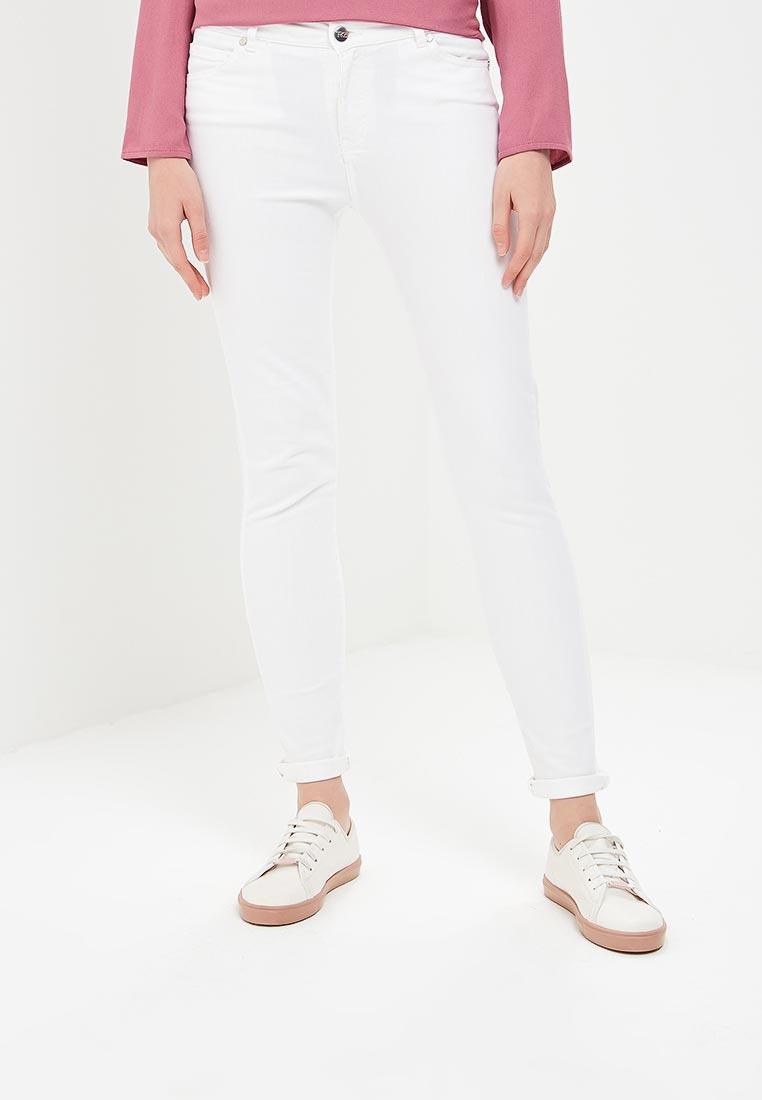 Зауженные джинсы TRUCCO RT02CL10000B0