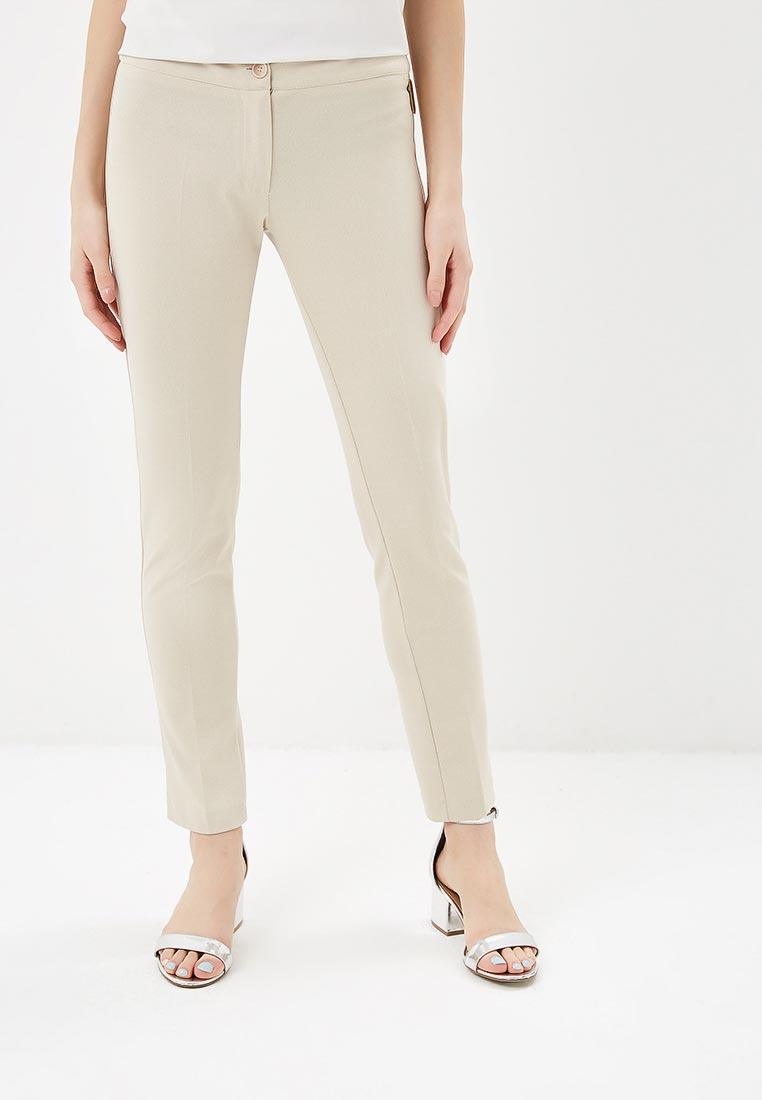 Женские зауженные брюки Trussardi Collection ZP17 079 001 TONENGO