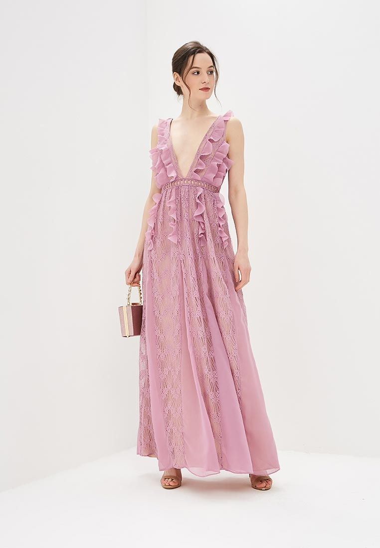 Платье-макси True Decadence HS0848