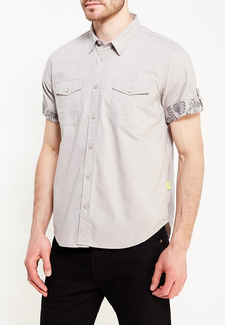 Рубашка с коротким рукавом Troll TKS0190BI