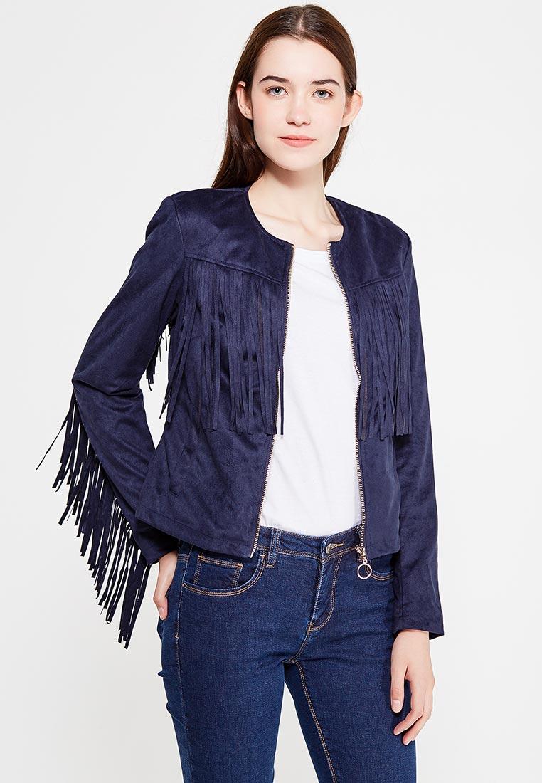 Кожаная куртка Troll TKU0277GR