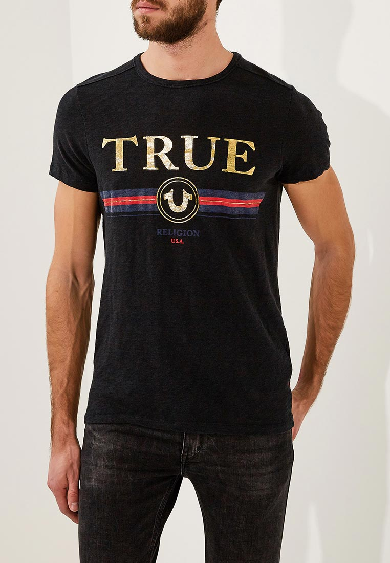 Футболка True Religion M17HT31M1G