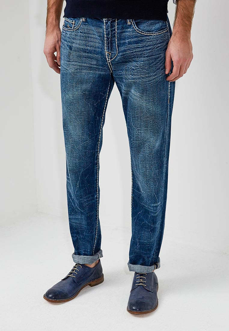 Мужские прямые джинсы True Religion MDAAX442F