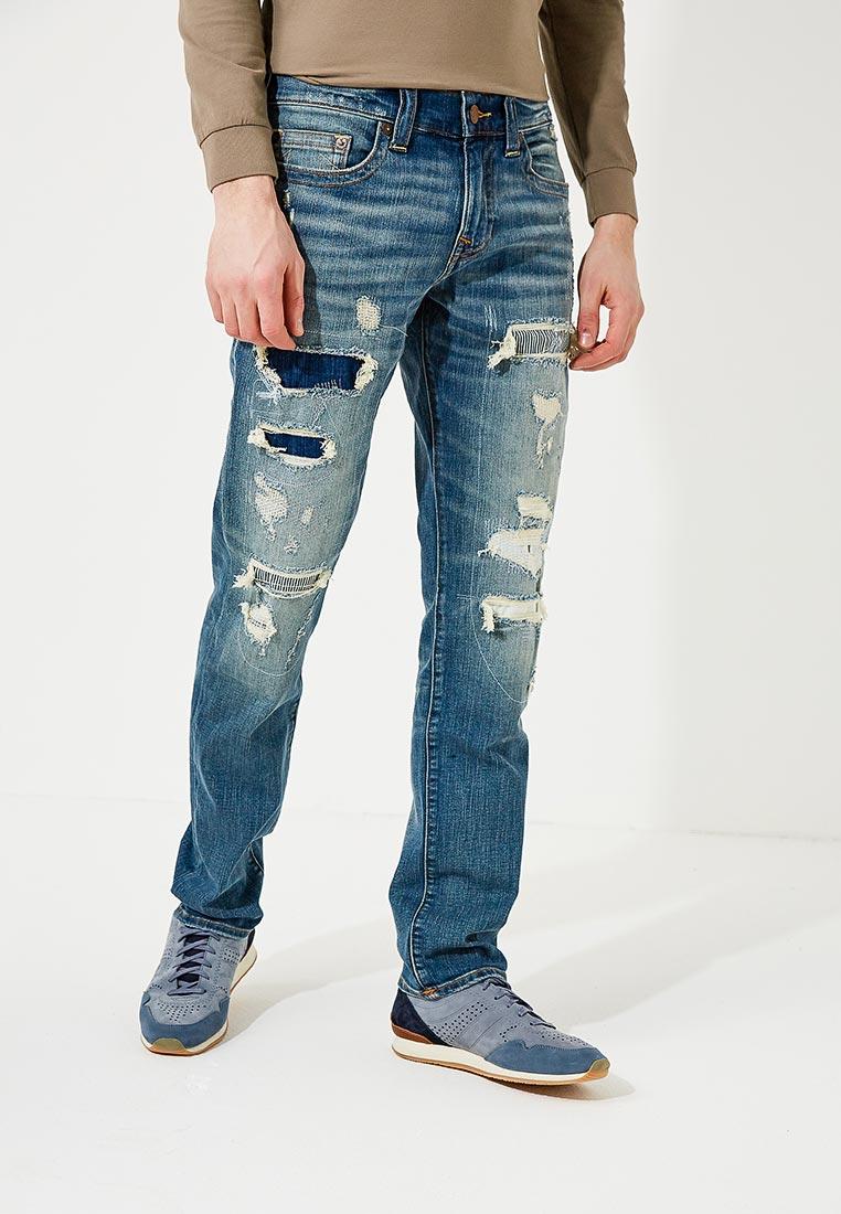 Мужские прямые джинсы True Religion MDAJ19N29Z