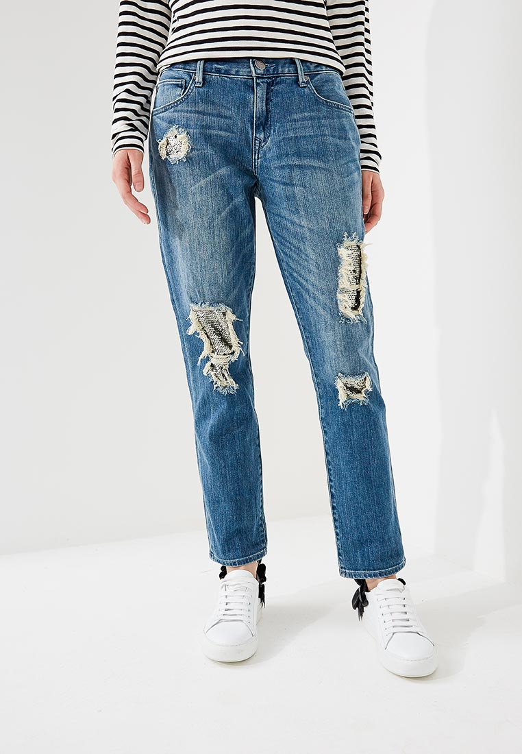 Зауженные джинсы True Religion WDADQ994G