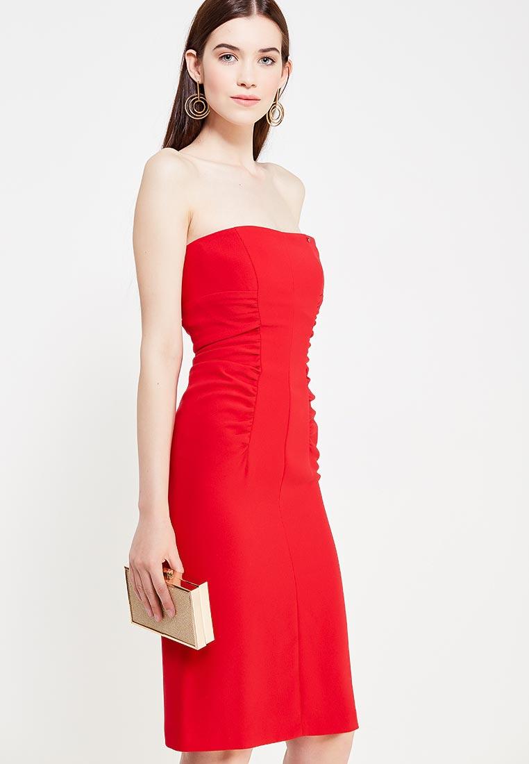 Вечернее / коктейльное платье Tsurpal 24516-22 крас