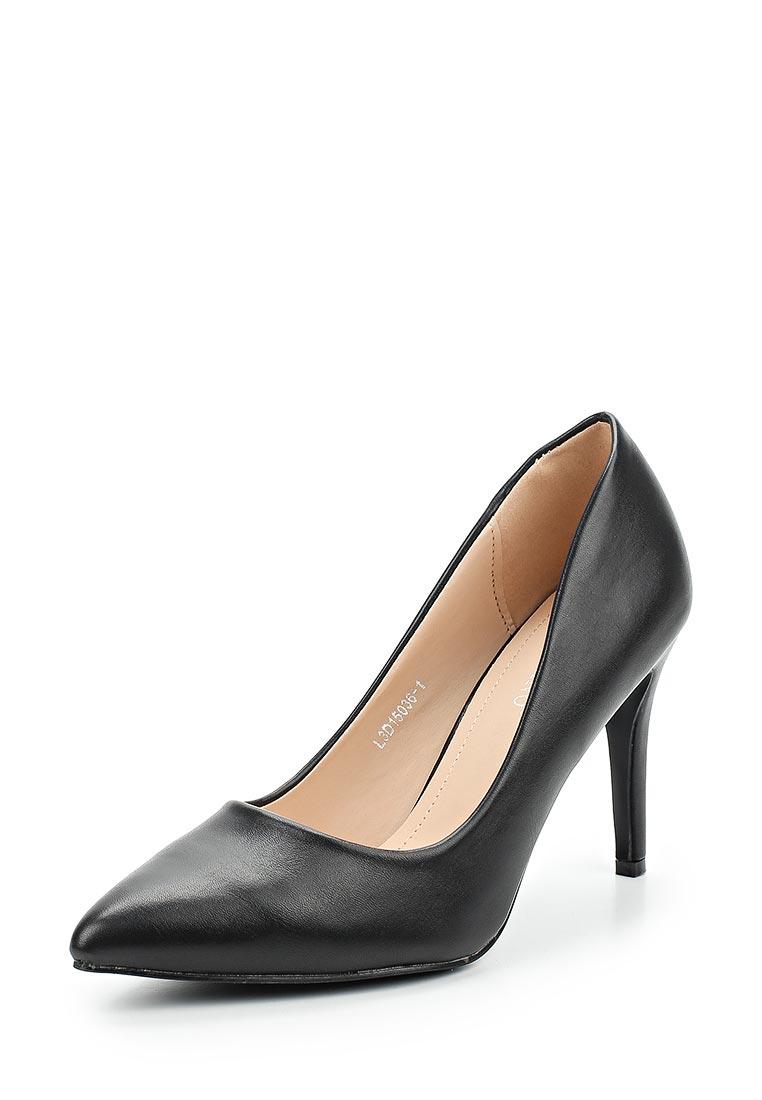 Женские туфли Tulipano F25-L3D15036-1