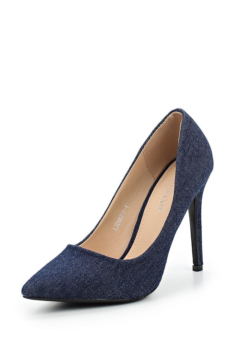 Женские туфли Tulipano F25-L3D88273-1