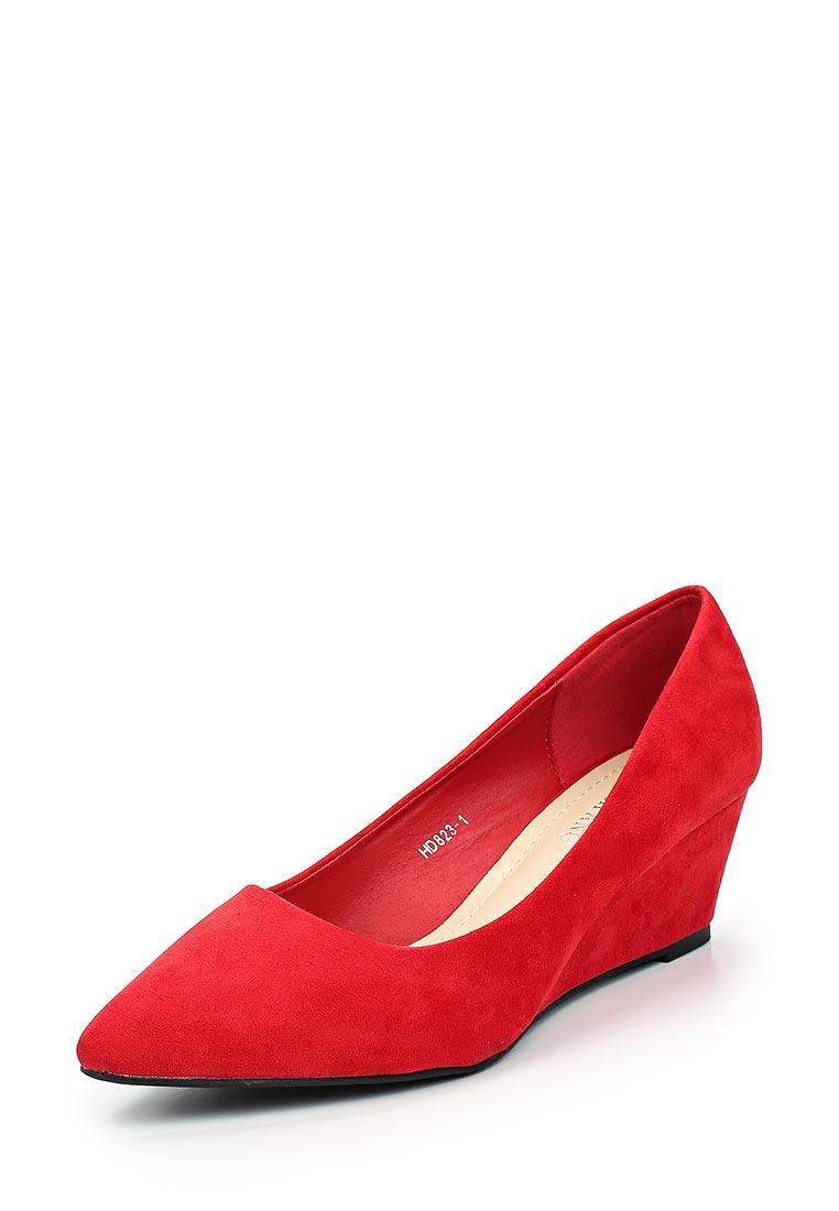 Туфли на плоской подошве Tulipano F25-HD823-1