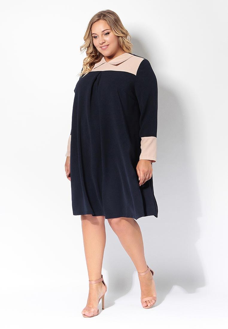 Деловое платье Tutto Bene Plus 6656