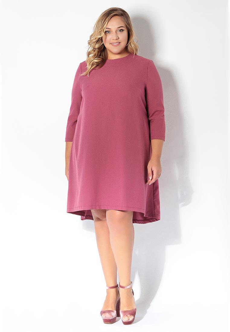 Деловое платье Tutto Bene Plus 6670