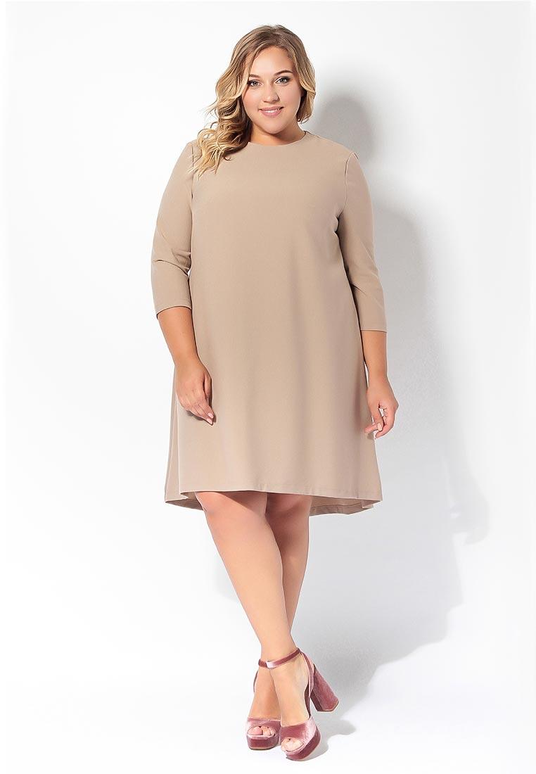 Деловое платье Tutto Bene Plus 6671