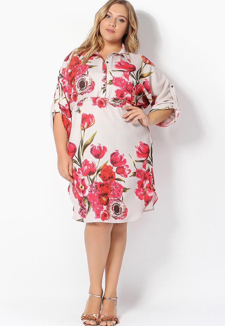Платье Tutto Bene Plus 6695